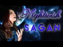 Embedded thumbnail for NIGHTWISH – Sagan [Cover by ANAHATA + Lyrics]