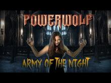 Embedded thumbnail for POWERWOLF - Army of the Night [Cover by ANAHATA]
