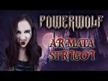 Embedded thumbnail for POWERWOLF – Armata Strigoi [Cover by ANAHATA]
