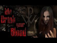 Embedded thumbnail for POWERWOLF – We Drink Your Blood [Cover by ANAHATA]