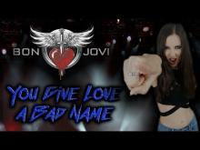 Embedded thumbnail for BON JOVI – You Give Love a Bad Name [Cover by ANAHATA]