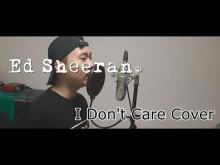 Embedded thumbnail for Ed Sheeran & Justin Bieber - I Don't Care (Rock Cover By Takeover)
