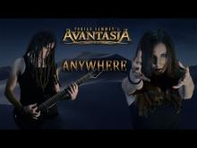 Embedded thumbnail for AVANTASIA – Anywhere [Cover by ANAHATA]
