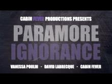 Embedded thumbnail for *****IGNORANCE by PARAMORE - COLLABORATION COVER*****