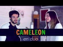 Embedded thumbnail for MAITRE GIMS - CAMÉLÉON (Api cover ft. Carole)